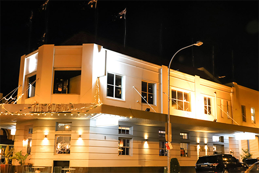 The Buena Vista Hotel Mosman