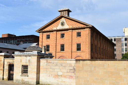Hyde Park Barracks Museum Heritage Building