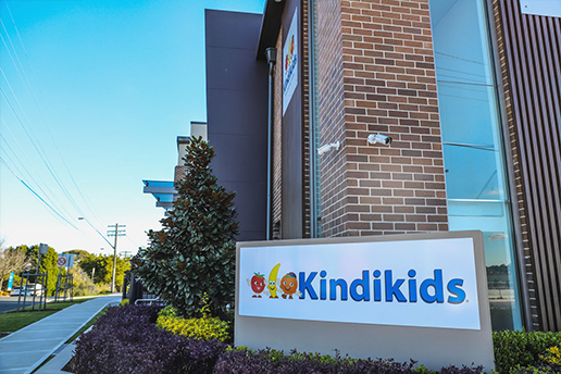 Kindikids Childcare Ryde NSW
