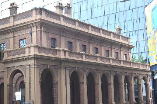 King Street Court House Heritage Building Sydney