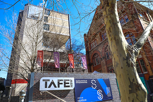 Ultimo TAFE Building Sydney NSW