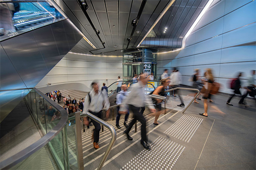 Wynyard Station Sydney NSW