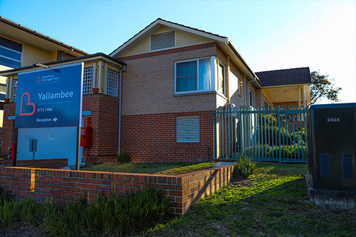 Yallambee Aged Care Revesby NSW