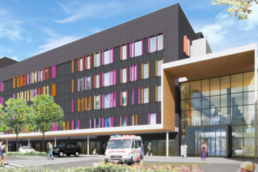 Blacktown Hospital Building Western Sydney
