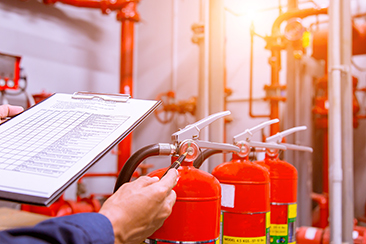 Fire protection certification