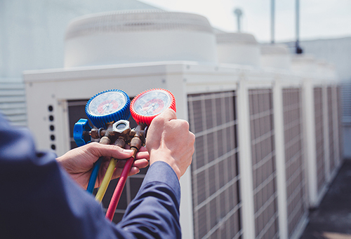 Business Stimulus on Critical Building Assets HVAC
