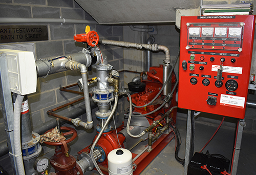 Beaver Williams Fire Protection Image